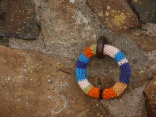 tricot,art tricoté,landart,land art