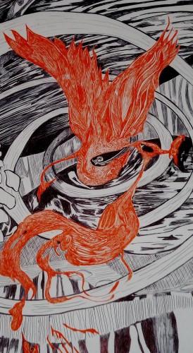 firebird,oiseau de feu