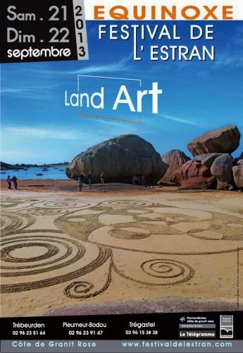 estran,festival de l'estran,estran 2013,patelgé,tricot,knitting art,perros guirec,landart,rake art,dessin plage