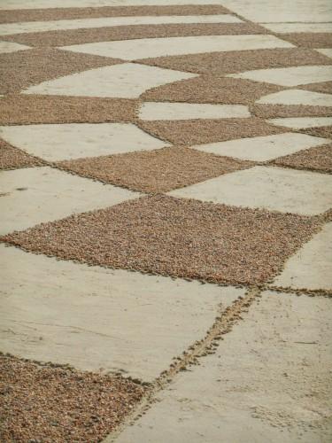 patelgé, land art, rake art, beach art, art contemporain, dessins sur sable, dessins sur la plage, festival de l'estran, Trégastel, 2014